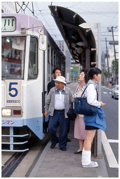 函館トラムi01,6
