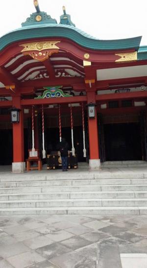 日枝神社その2