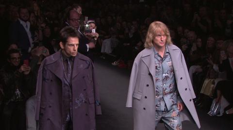 ファッション通信 ヴァレンティノのフィナーレ ベン・スティラー&オーウェン・ウィルソン_convert_20150419170759