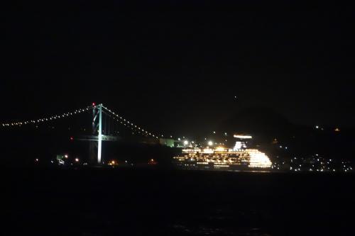 2015-1-22 飛鳥 関門海峡