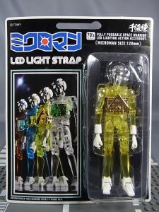 ミクロマン LEDライトストラップ M102001