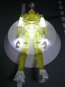 ミクロマン LEDライトストラップ M102012