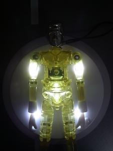 ミクロマン LEDライトストラップ M102013