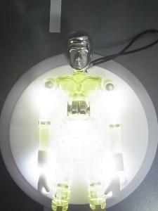 ミクロマン LEDライトストラップ M102015