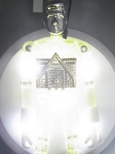 ミクロマン LEDライトストラップ M102018
