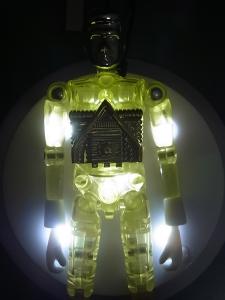 ミクロマン LEDライトストラップ M102019