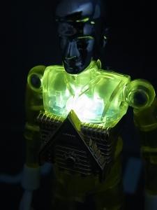 ミクロマン LEDライトストラップ M102021