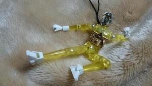 ミクロマン LEDライトストラップ M102で遊ぼう004