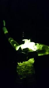 ミクロマン LEDライトストラップ M102で遊ぼう006