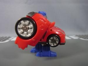 キュートランスフォーマー QT09 オプティマスプライム(ニッサン GT-R R35) QT10 ホイルジャック(ランチア ストラトス ターボ Gr.5)011
