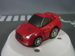 キュートランスフォーマー QT09 オプティマスプライム(ニッサン GT-R R35) QT10 ホイルジャック(ランチア ストラトス ターボ Gr.5)018