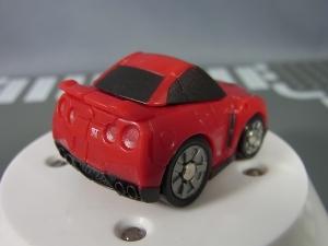 キュートランスフォーマー QT09 オプティマスプライム(ニッサン GT-R R35) QT10 ホイルジャック(ランチア ストラトス ターボ Gr.5)019