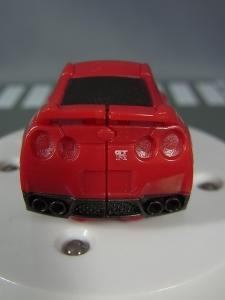 キュートランスフォーマー QT09 オプティマスプライム(ニッサン GT-R R35) QT10 ホイルジャック(ランチア ストラトス ターボ Gr.5)021