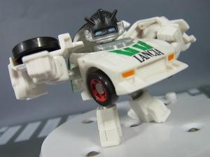 キュートランスフォーマー QT09 オプティマスプライム(ニッサン GT-R R35) QT10 ホイルジャック(ランチア ストラトス ターボ Gr.5)031