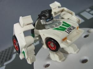 キュートランスフォーマー QT09 オプティマスプライム(ニッサン GT-R R35) QT10 ホイルジャック(ランチア ストラトス ターボ Gr.5)033