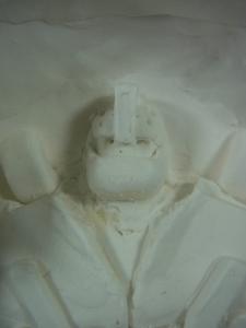 旭川雪まつり雪像模型007