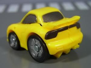 キュートランスフォーマー QT11 オートボットマイスター (トヨタ スプリンタートレノ AE86) QT12 サンストリーカー (マツダ RX-7 FD3S)013