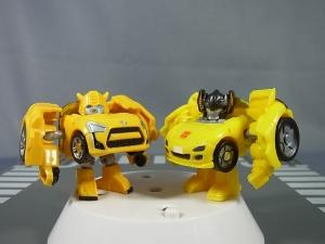 キュートランスフォーマー QT11 オートボットマイスター (トヨタ スプリンタートレノ AE86) QT12 サンストリーカー (マツダ RX-7 FD3S)022