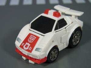 キュートランスフォーマー QT13 アラート (ランボルギーニ カウンタックLP500S) QT14 スモークスクリーン (ニッサン フェアレディZ 280Z-T003