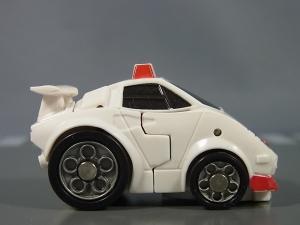 キュートランスフォーマー QT13 アラート (ランボルギーニ カウンタックLP500S) QT14 スモークスクリーン (ニッサン フェアレディZ 280Z-T005