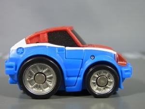 キュートランスフォーマー QT13 アラート (ランボルギーニ カウンタックLP500S) QT14 スモークスクリーン (ニッサン フェアレディZ 280Z-T027