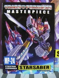 トランスフォーマー マスターピース MP-24 スターセイバー Vスターからバトルアップ004