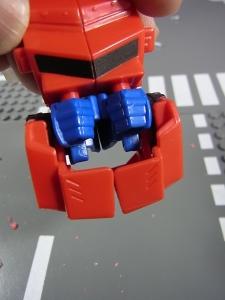 TF RID OPTIMUS PRIME 改造&アクション015