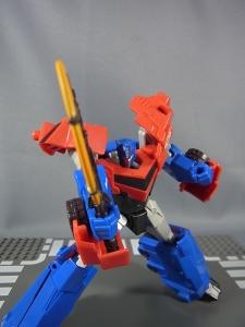 TF RID OPTIMUS PRIME 改造&アクション028