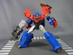 TF RID OPTIMUS PRIME 改造&アクション033
