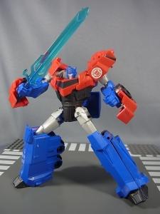 TF RID OPTIMUS PRIME 改造&アクション038
