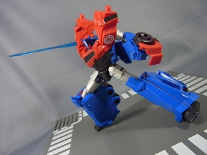 TF RID OPTIMUS PRIME 改造&アクション040