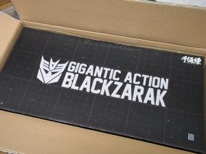 千値練 TRANSFORMERS ギガンティックアクション 暗黒大帝ブラックザラック002