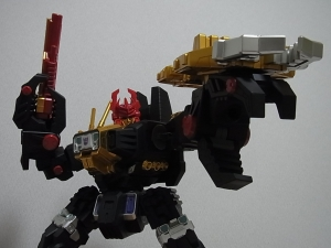 千値練 TRANSFORMERS ギガンティックアクション 暗黒大帝ブラックザラック045