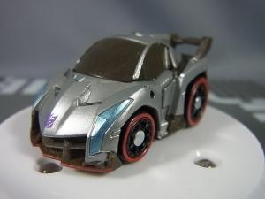 キュートランスフォーマー QT19 コンボイ QT20 メガトロン(ランボルギーニ ヴェネーノ)008