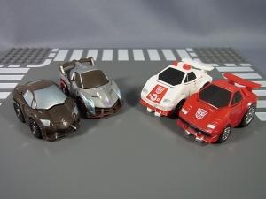 キュートランスフォーマー QT19 コンボイ QT20 メガトロン(ランボルギーニ ヴェネーノ)012