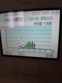 $加古川 太陽光発電 販売会社エコプラスワンの太陽光発電 施行実績ブログ-110420_1600~01.jpg