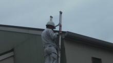 $加古川 太陽光発電 販売会社エコプラスワンの太陽光発電 施行実績ブログ-2011051011080000.jpg