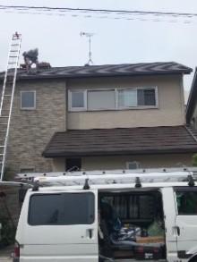 $加古川 太陽光発電 販売会社エコプラスワンの太陽光発電 施行実績ブログ-110724_0918~01.jpg