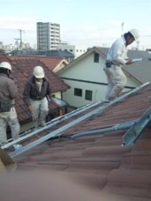 $加古川 太陽光発電 販売会社エコプラスワンの太陽光発電 施行実績ブログ-111211_1442~02.jpg
