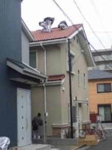 $加古川 太陽光発電 販売会社エコプラスワンの太陽光発電 施行実績ブログ-120121_1013~01.jpg