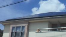 加古川 太陽光発電 販売会社エコプラスワンの太陽光発電 施行実績ブログ-__.JPG