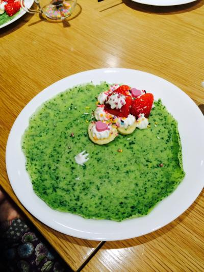 2015.1.11小松菜クレープ2