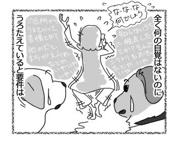 羊の国のラブラドール絵日記シアNEW!!「朝からローラーコースター」3