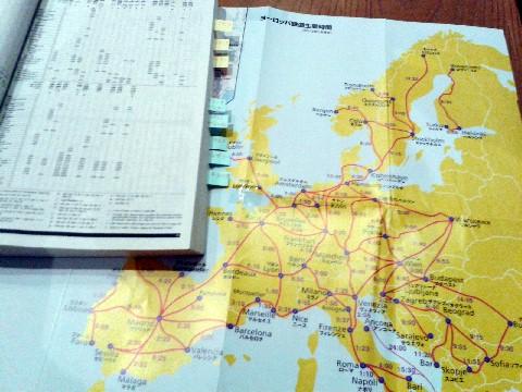 ヨーロッパ地図1