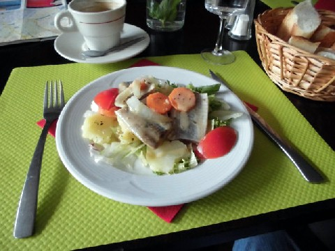 パリの夕食2