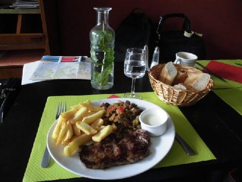パリの夕食3