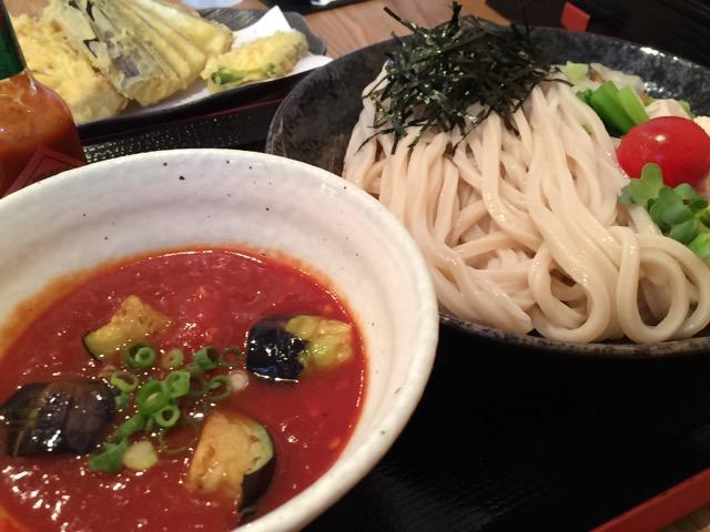 トマトうどん (6)