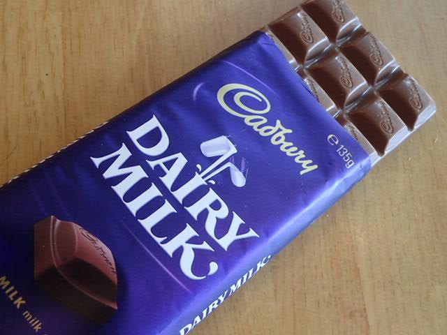 キャドバリーチョコレート (5)