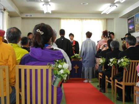 純白の結婚式(台湾の方) 006