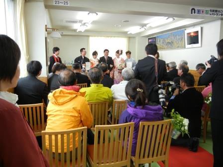 純白の結婚式(台湾の方) 012